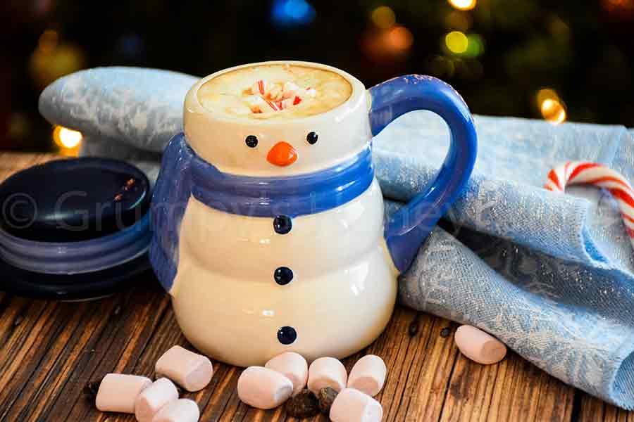 Sugar-Free Creamy Hot Cocoa