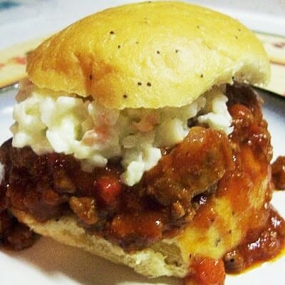 HoneyB's Venison Sloppy Joes