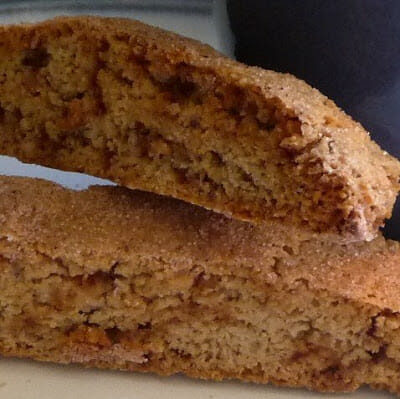 Cinnamon Biscotti