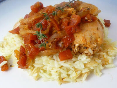 Chipotle Chicken – Easy Skillet Recipe