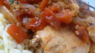 Chipotle Chicken Skillet