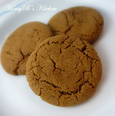 Craving ginger cookies?
