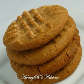 Peanut Butter Cookies for Taste & Create and Family Memories reminder!