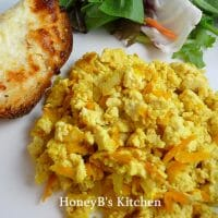 Family Recipes - Mom's Scrambled Tofu