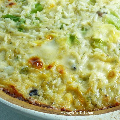 Best Broccoli Casserole