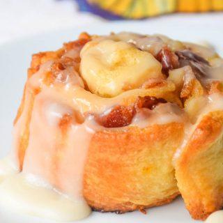 Bacon Maple Breakfast Rolls