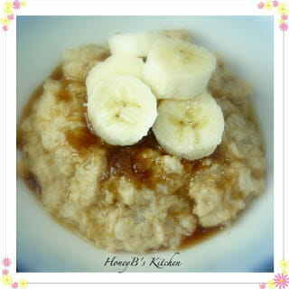 Oatmeal for One