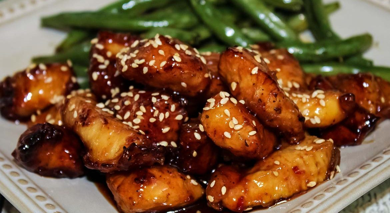 Honey Sesame Chicken – Better than Takeout