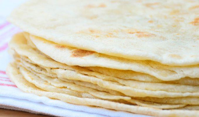 The Best Homemade Flour Tortillas