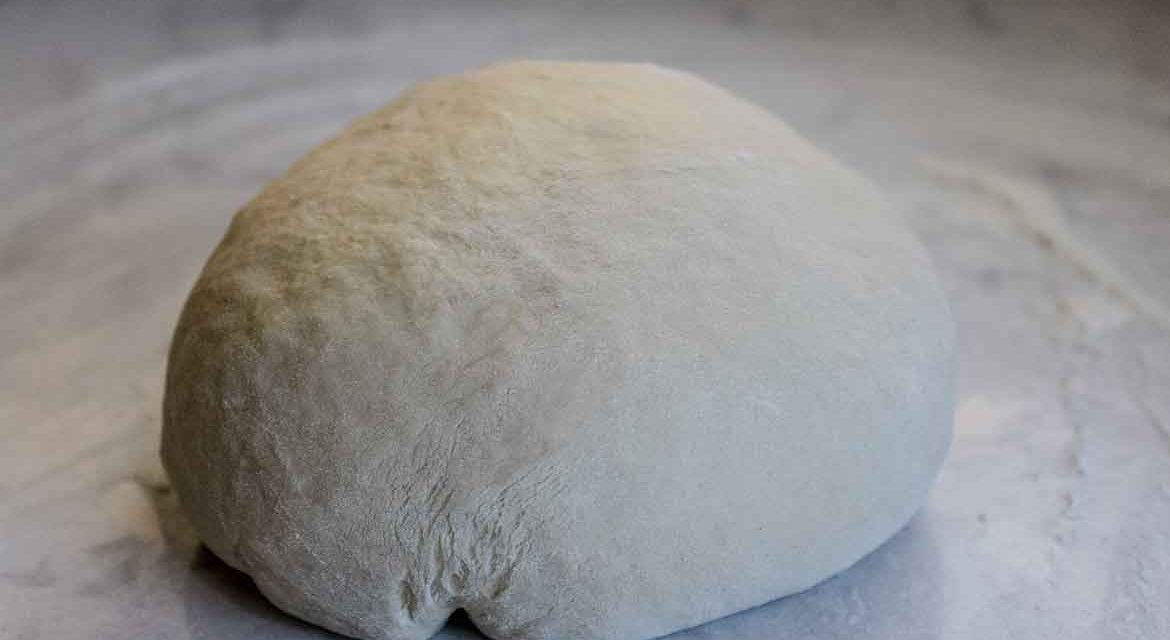 The BEST Homemade Pizza Dough Recipe ever!