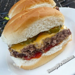 White Castle-Like Sliders, found in NNY….as long as your at HoneyB's!