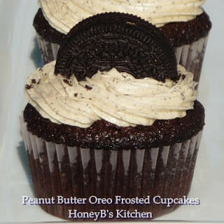 Peanut Butter Oreo Frosting