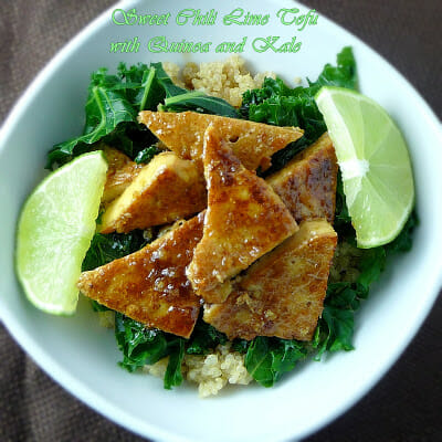Sweet Chili Lime Tofu