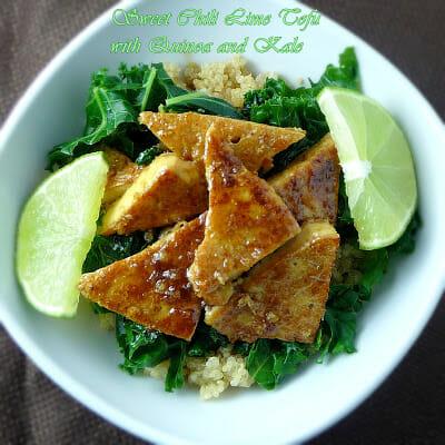 Sweet Chili Lime Tofu