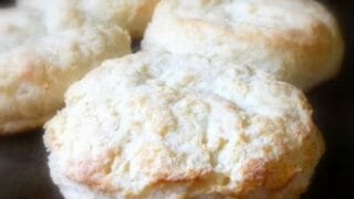 Homemade Yogurt Biscuit
