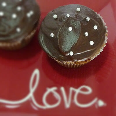 Chocolate Chocolate Cupcakes