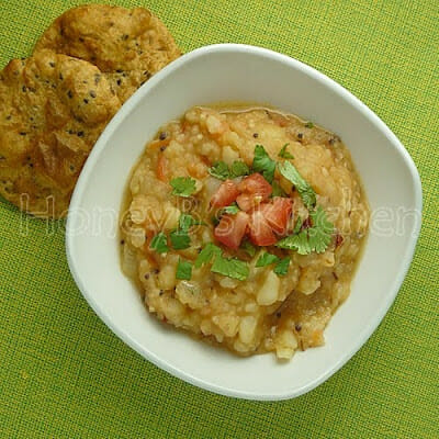 Potato Masal and Masala Poori for Taste & Create!