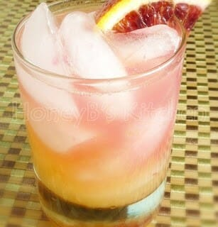 Summer's in the Air – a beverage for adults!