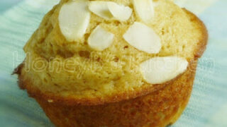 Almond Topped Breakfast Muffins