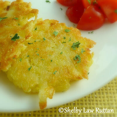 Weekend Hash Browns