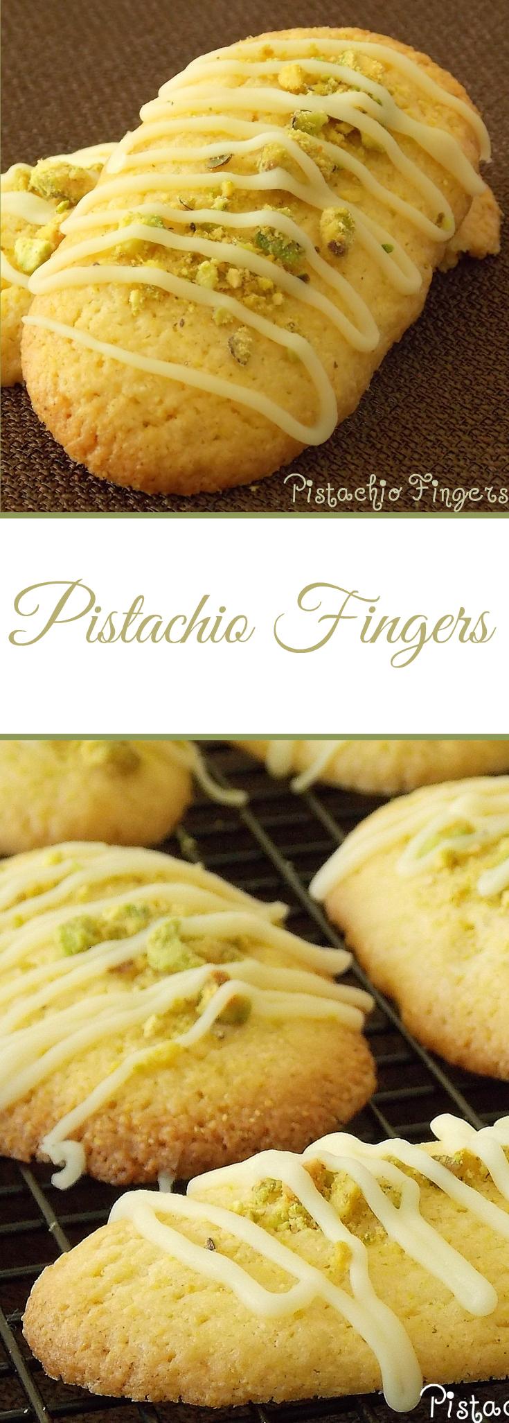 Pistachio Fingers