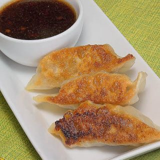 Venison Pot Stickers
