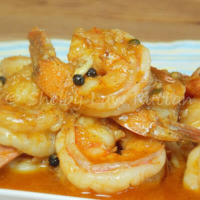 New Orleans BBQ Shrimp