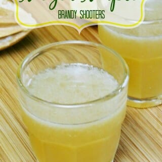 Meyer Maple Brandy Shooters