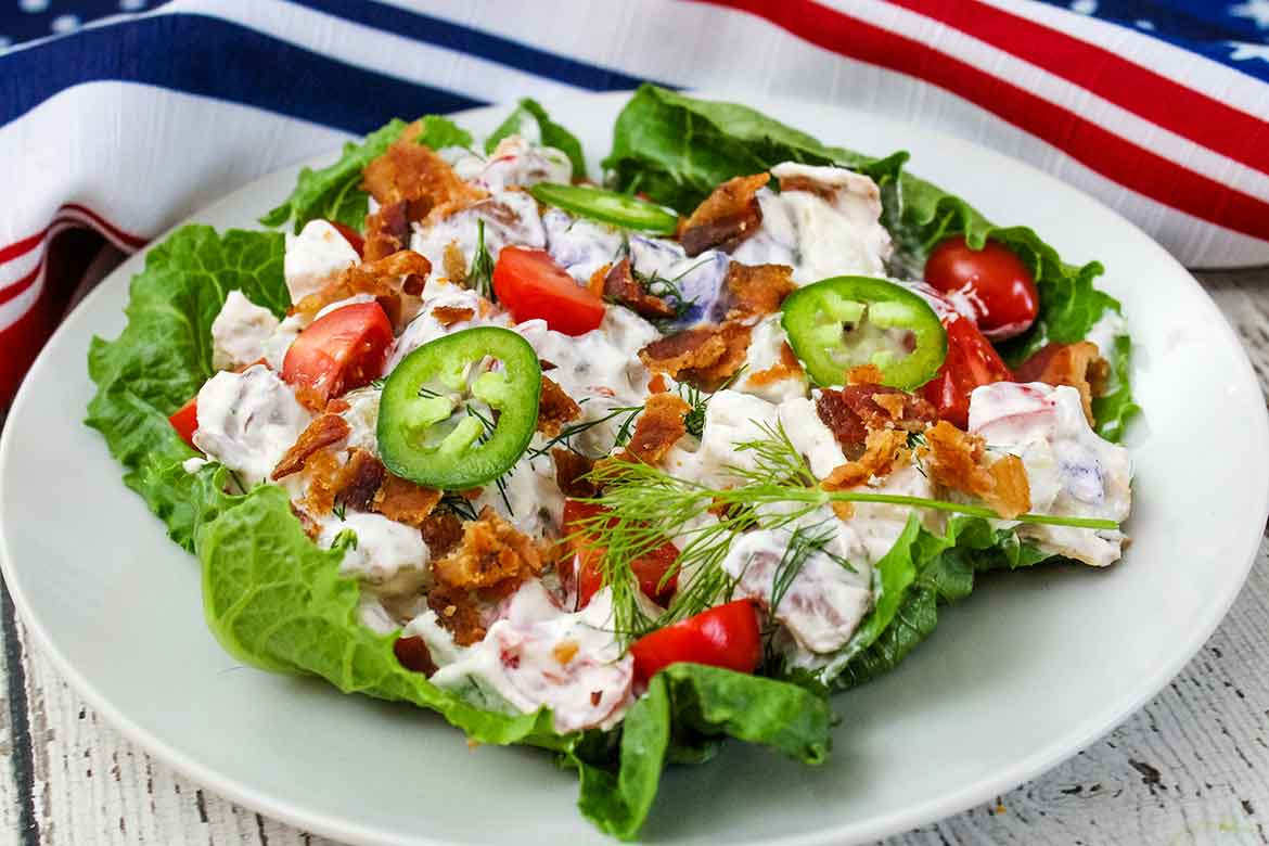 17 Delicious Summer Salad Recipes