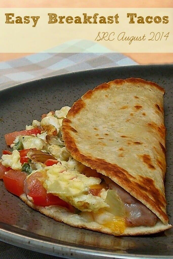 Easy Breakfast Taco
