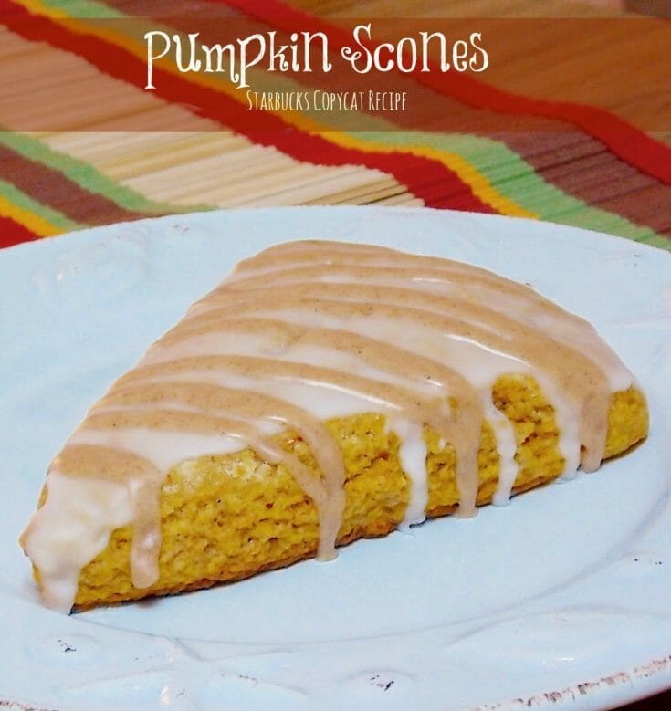 Pumpkin Scones #holidaybaking #pumpkin #pumpkinrecipe