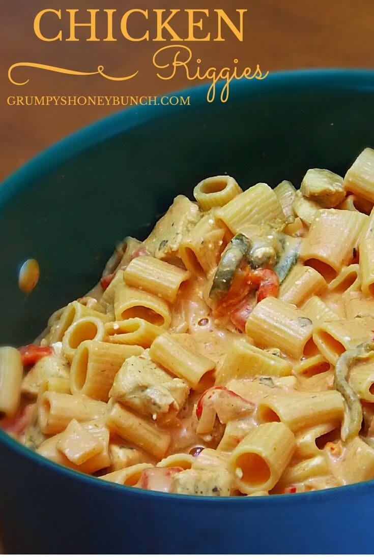Creamy Chicken Riggies – A Utica New York Specialty!