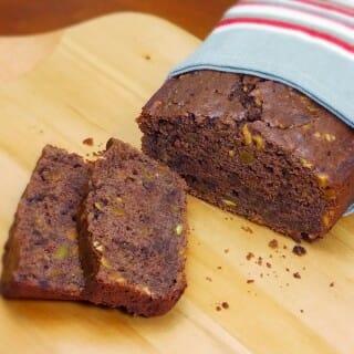 Chocolate Pistachio Bread