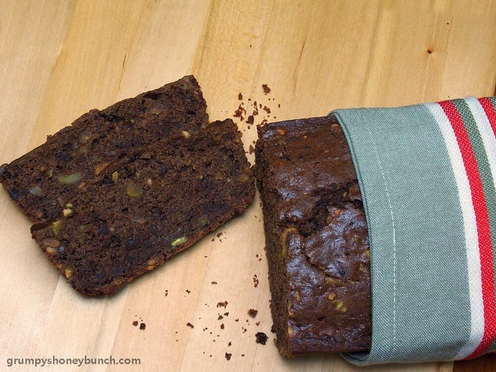 Chocolate Pistachio Bread