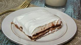 Magic Pudding Dessert