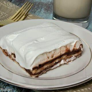 Magic Pudding Dessert for #SundaySupper