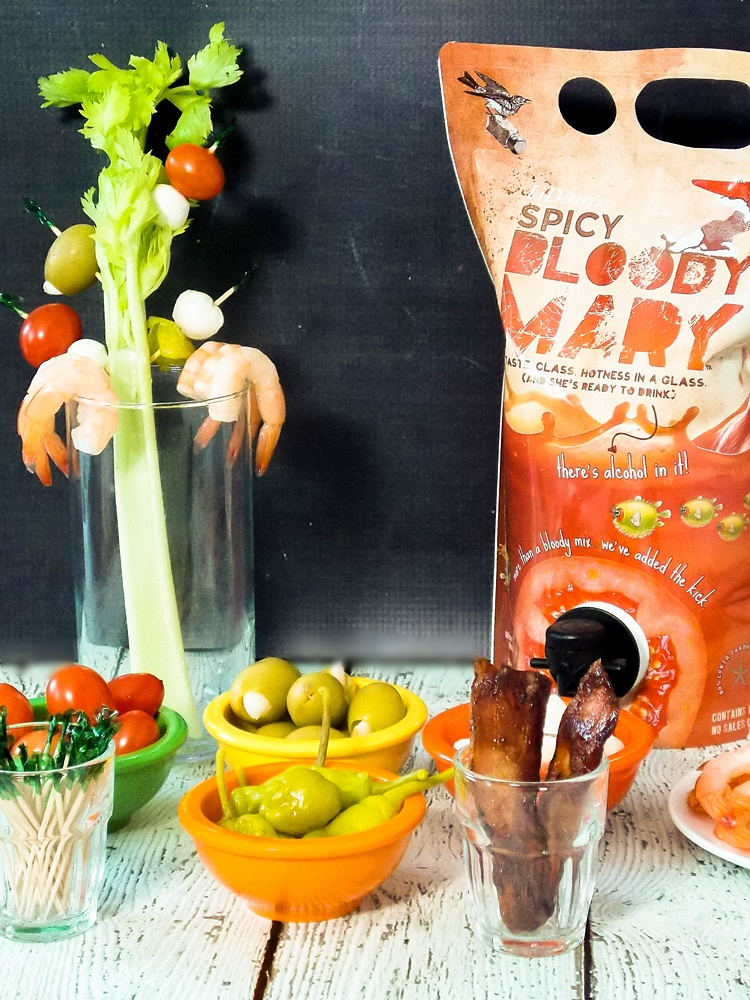 bloody mary bar 2