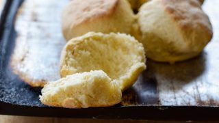 Mom's Homemade Buttermilk Biscuits