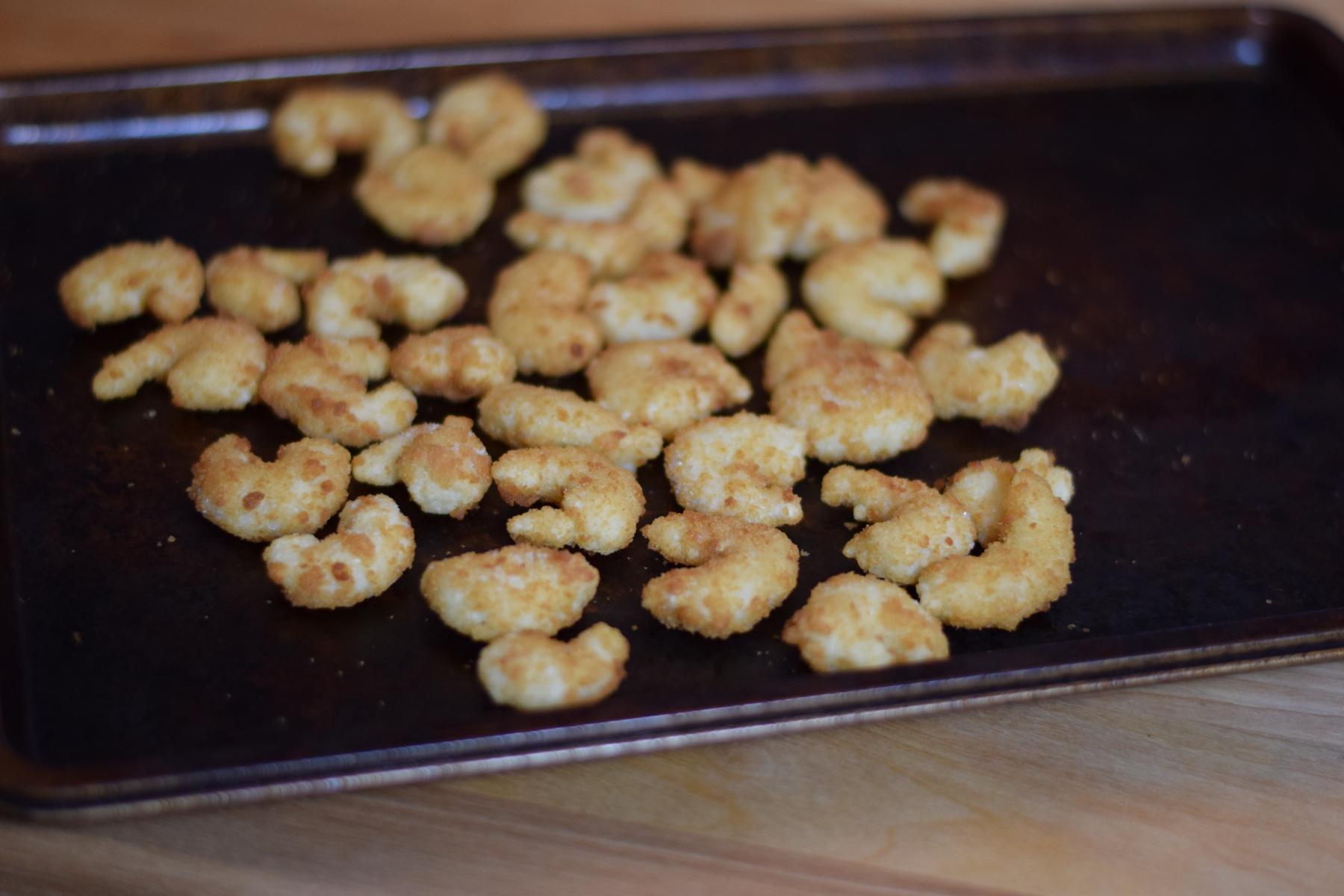 Easy Shrimp Po Boy Sliders