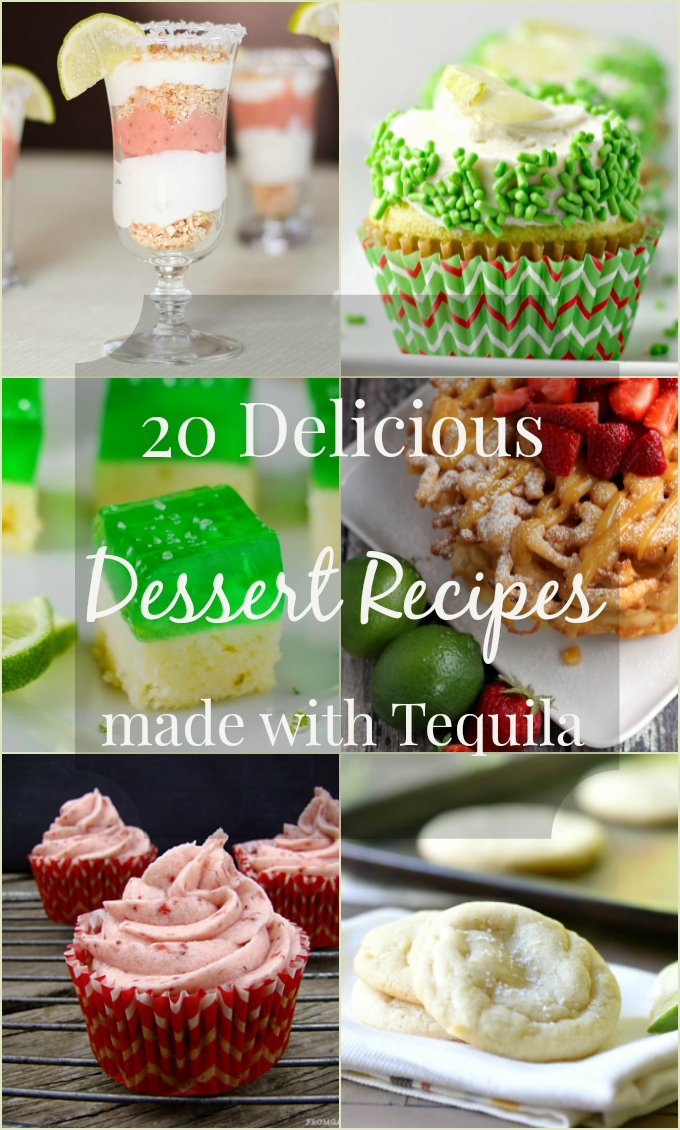 20 Delicious Dessert Recipes with Tequila