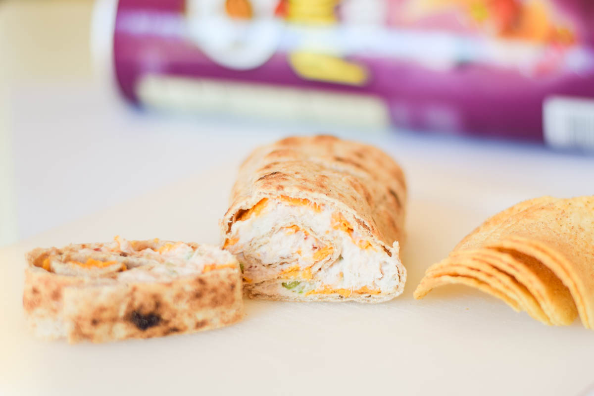 Crunch Tuna Lavash Wrap