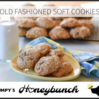 Old Fashioned Soft Cookie eBook