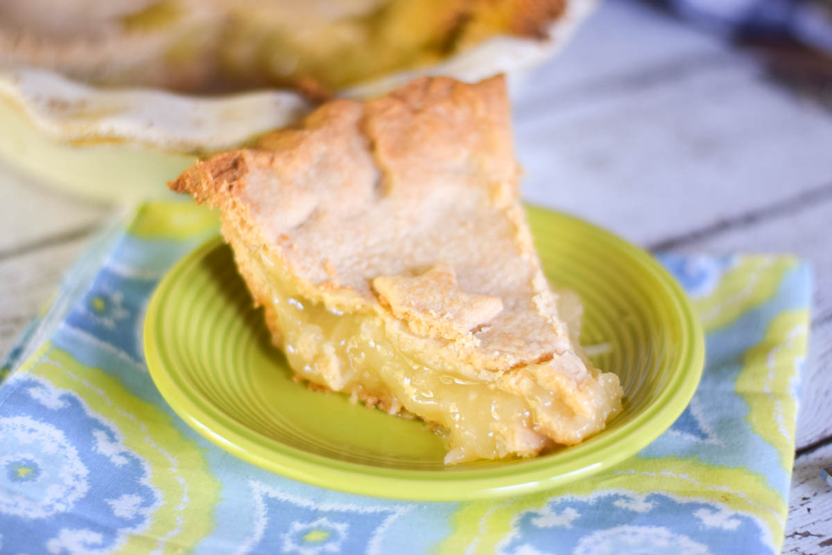 Pineapple Pie – A Summertime Favorite Recipe