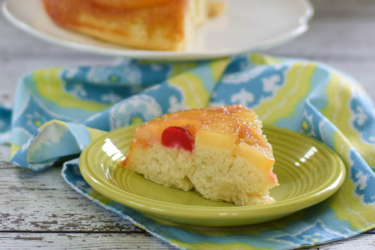 Classic Pineapple Upside Down Cake – Dad's favorite dessert