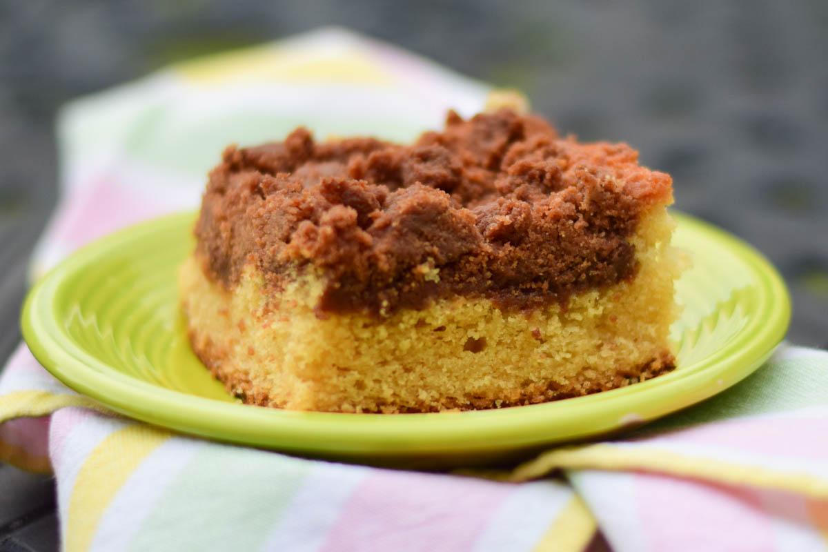 New York Crumb Cake