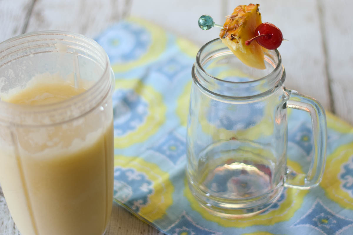 Pina Colada Freeze