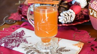 Hot Fireball Apple Cider