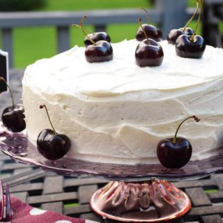 Southern Diner Cake #WeekdaySupper #CakeMagic