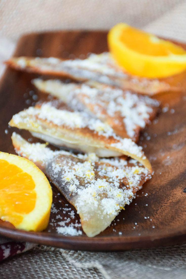 Chocolate Hazelnut Orange Potstickers #chocolate #nutella #potstickers #dessert
