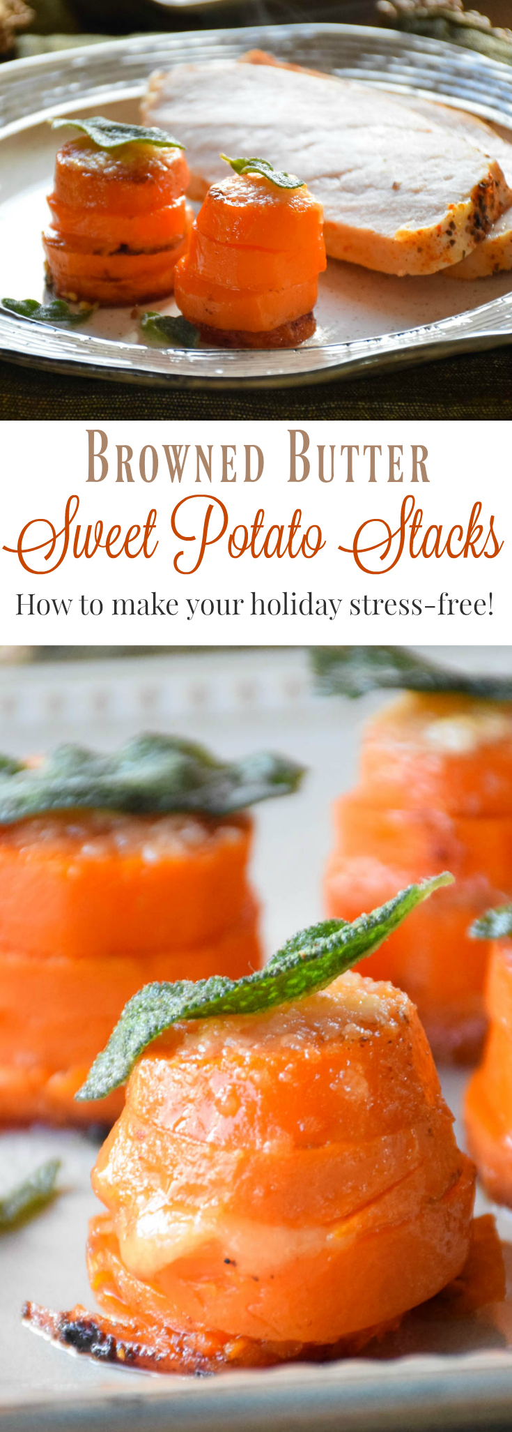 Sweet Potato Stacks Pinterest